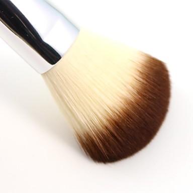 1pcs Makyaj fırçaları Profesyonel Pudra Fırçası Sentetik Saç Büyük Fırça