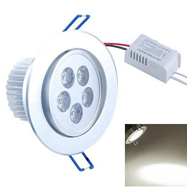 SENCART 1pc 300-350lm 5PCS LED-Perlen Hochleistungs - LED Dekorativ Warmes Weiß / Kühles Weiß / Natürliches Weiß 85-265 V / FCC