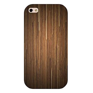 model înapoi cereale lemn caz pentru iPhone 4 / 4s