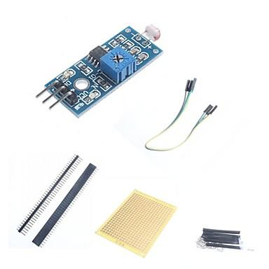 diy photoresistor lichtsensor module voor slimme auto en accessoires voor Arduino