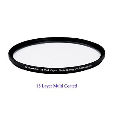 Tianya 40,5 milímetros mc uv ultra slim xs-pro1 digitais muti-revestimento filtro UV para sony a5100 A6000 A5000 NEX-5R 5t 16-50 lente