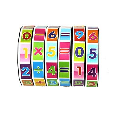 Μαθηματικά παιχνίδια Εκπαιδευτικό παιχνίδι Παιχνίδια Φιλικό προς το περιβάλλον Πλαστική ύλη Κλασσικό Κομμάτια Παιδικά Δώρο
