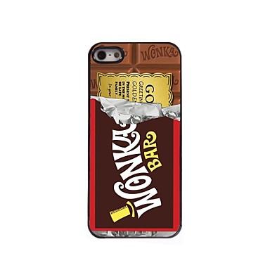 Για Θήκη iPhone 5 Με σχέδια tok Πίσω Κάλυμμα tok Κινούμενα σχέδια Σκληρή PC iPhone SE/5s/5