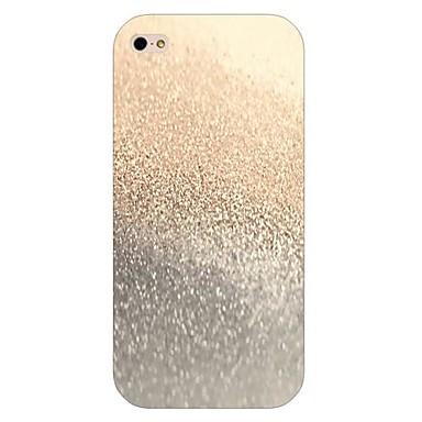 Για Θήκη iPhone 5 Θήκες Καλύμματα Με σχέδια Πίσω Κάλυμμα tok Λάμψη γκλίτερ Σκληρή PC για iPhone SE/5s iPhone 5