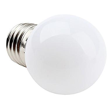 1W E26/E27 Lâmpada Redonda LED 12 leds SMD 3528 Branco Quente Branco Frio 90-120lm 2700/6000K AC 220-240V