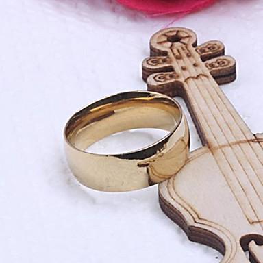 gepersonaliseerde gift heren ring roestvrij staal gegraveerd sieraden