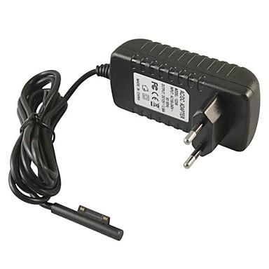 ieftine Cabluri & Adaptoare-eu europe fișă 12v 2.6a adaptor de alimentare încărcător de birou 45W pentru ferestre de suprafață microsoft 8 pro 3