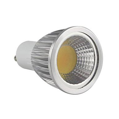 GU10 Lâmpadas de Foco de LED Lâmpada PAR MR16 PAR38 1 leds COB Regulável Branco Quente 350-400lm 3000-3500K AC 220-240V