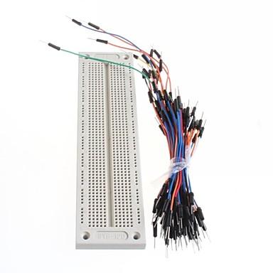 voor Arduino accessoire kabel + broodplank SYB-120