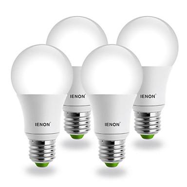 E26/E27 Bulb LED Glob G60 COB 560-630 lm Alb Rece AC 100-240 V 4 bc