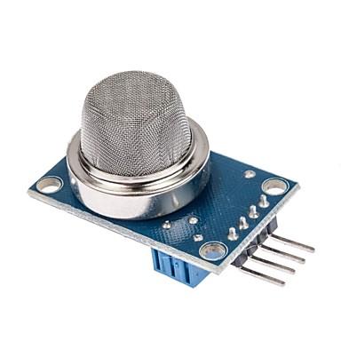 sensor de gás metano mq-4 módulo detector co metano de carvão natural, novo para arduino