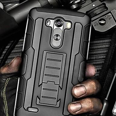 λουρί πτώση σφιγκτήρα αντίσταση πανοπλία προστατευτικό σακάκι με βάση στήριξης και clip για το LG G3