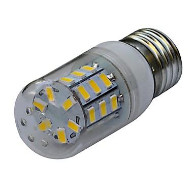 3000-3200/6000-6500 lm E26/E27 LED Mısır Işıklar T 30 led SMD 5730 Sıcak Beyaz Serin Beyaz AC 220-240V