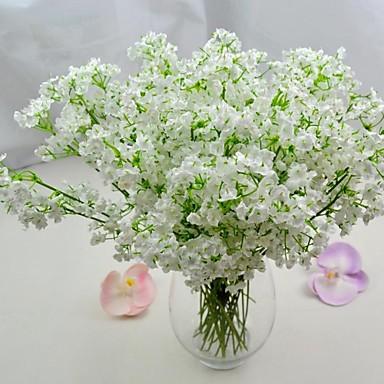 Μετάξι / Πλαστικό Γυψόφυλλο Ψεύτικα λουλούδια