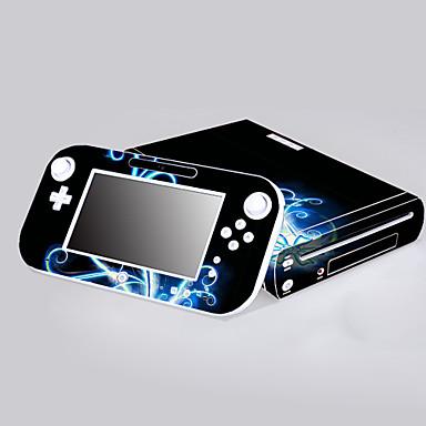 B-SKIN Genți, Cutii și Folii Pentru Wii U . Novelty Genți, Cutii și Folii PVC unitate