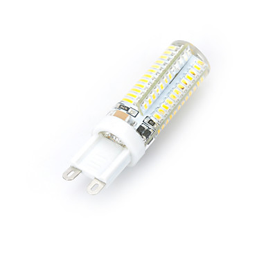 g9 led corn lichten t 96 smd 3014 600-700lm warm wit koud wit 3000 / 6500k ac 220-240v