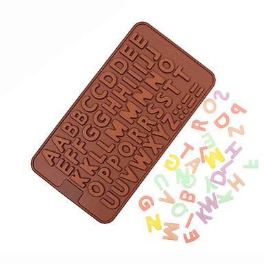 bakvorm Chocolade Koekje Cake Siliconen Milieuvriendelijk DHZ Hoge kwaliteit