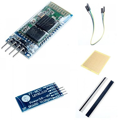 hc-06 arduino için kablosuz bluetooth verici rf ana modül aksesuarları