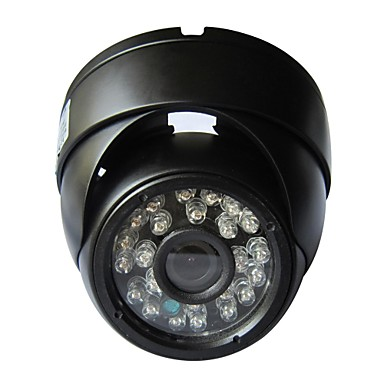 Dome açık ip kamera 720 p e-posta alarmı gece görüş hareket algılama p2p