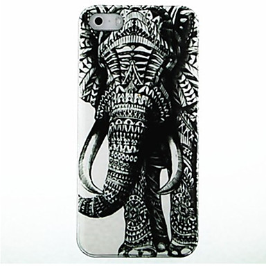 tok Για Apple Θήκη iPhone 5 iPhone 6 iPhone 6 Plus iPhone 7 Plus iPhone 7 Με σχέδια Πίσω Κάλυμμα Ελέφαντας Σκληρή PC για iPhone 7 Plus