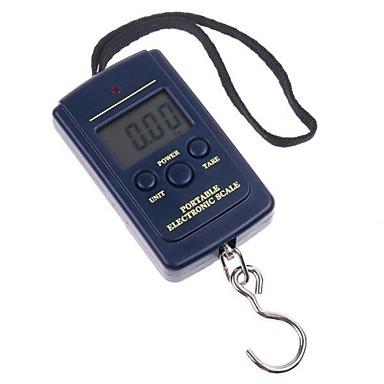 20g-40kg φορητή ηλεκτρονική τσέπη κρέμονται αποσκευή που ζυγίζει ψηφιακή ζυγαριά