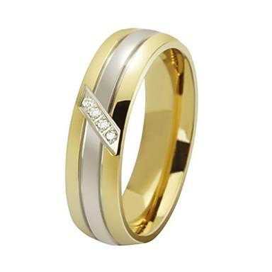 Erkek Bildiri Yüzüğü - Moda 7 / 8 / 9 Uyumluluk Yılbaşı Hediyeleri / Düğün / Parti