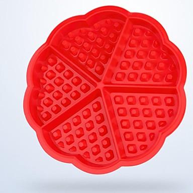 Bakeware araçları Silikon Ekmek / Kek / Kurabiye Pasta Kalıpları / Pişirme Kalıp 1pc
