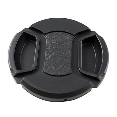 mengs® 52mm snap-on lensdop dekking met koord / riem voor nikon canon en sony