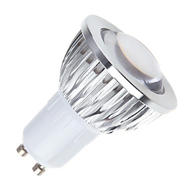 180 lm GU10 LED Par-lampen MR16 1 leds COB Dimbaar Warm wit Koel wit Natuurlijk wit AC 220-240V AC 85-265V