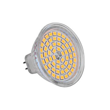 YWXLIGHT® 1pc 5 W 350-400 lm Spot LED 60 Perles LED SMD 2835 Blanc Chaud / Blanc Froid 12 V / 1 pièce / RoHs