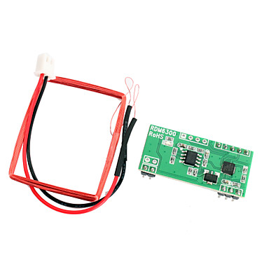 125kHz EM4100 rfid card key id reader module rdm6300 compatibel voor Arduino