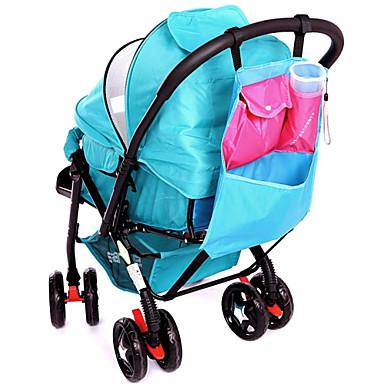 carrinhos multifuncionais Saco de suspensão da carrinhos múmia saco do bebê portátil itens carry saco de compras bolsa de armazenamento