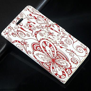 Недорогие Чехлы и кейсы для Galaxy S4 Mini-кружева бабочка PU кожа всего тела бумажник защитный чехол с подставкой и слот для карт Samsung Galaxy S4 мини i9190