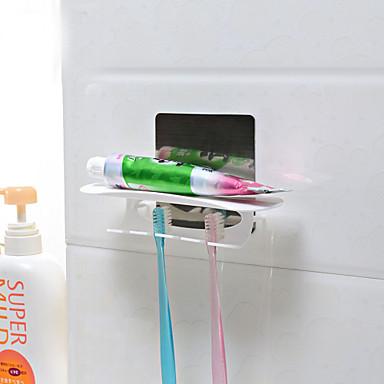Suporte para Escova de Dentes / Escovado Aço Inoxidável /Contemporâneo