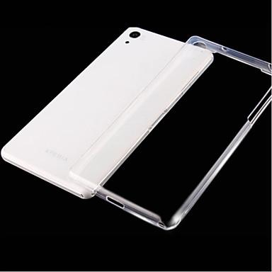Για Θήκη Sony Εξαιρετικά λεπτή / Διαφανής tok Πίσω Κάλυμμα tok Μονόχρωμη Μαλακή TPU για Sony Sony Xperia Z3+ / Z4 / Sony Xperia Z2 / Other