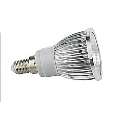5 W 450-500 lm E14 Spot LED 1 Perles LED COB Blanc Chaud / Blanc Froid 85-265 V / 1 pièce / RoHs / CCC