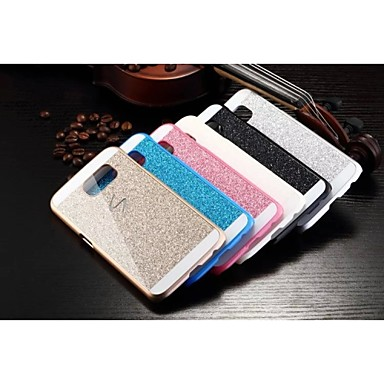 Voor Samsung Galaxy hoesje Patroon hoesje Achterkantje hoesje Glitterglans PC Samsung S6 edge plus