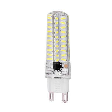 Ywxlight® g9 conduziu luzes de milho 80 smd 720 lm branco natural 6000-6500 k dimmable ac 220-240 v