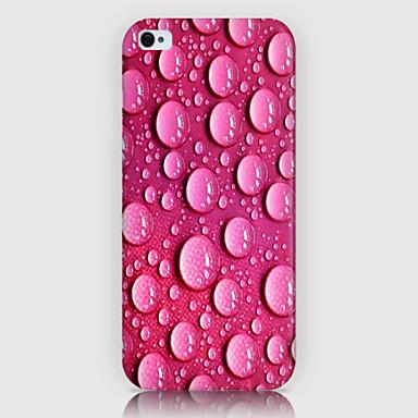 waterdruppels patroon telefoon achterkant van de behuizing dekking voor iphone5c iphone hoesjes