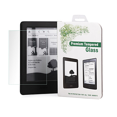 Skjermbeskytter til Kindle PaperWhite 1(1st Generation, 2012 Release) Herdet Glass 1 stk Høy Oppløsning (HD)