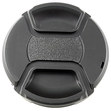 mengs® 72mm snap-on lensdop dekking met koord / riem voor nikon canon en sony