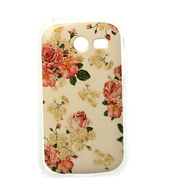 tok Για Samsung Galaxy Samsung Galaxy Θήκη Με σχέδια Πίσω Κάλυμμα Λουλούδι TPU για Pocket 2