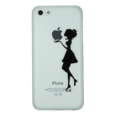 Pouzdro Uyumluluk Apple iPhone 8 iPhone 8 Plus iPhone 5 Kılıf iPhone 6 iPhone 6 Plus iPhone 7 Plus iPhone 7 Temalı Arka Kapak Oynanan