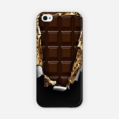a porta do caso único telefone padrão pc Capa para iPhone 6 mais caso