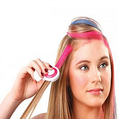 eenmalige haarverf 4 soorten van kleur
