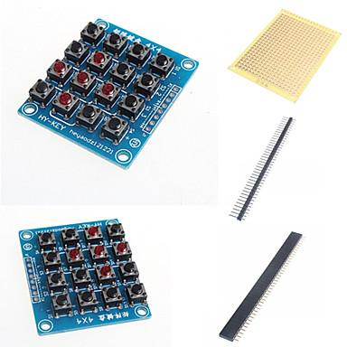 πληκτρολόγιο μήτρα μέρη ρομπότ και εξαρτήματα για Arduino