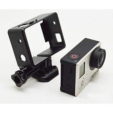 Afișare Ecran LCD Accesorii ομαλή Frame Προστατευτική θήκη Βίδα αναρρόφησης Τιράντες Τριπόδι Βάση Υψηλή ποιότητα Για την Κάμερα Δράσης