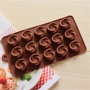 1pc Nieuwigheid Cake Muovi Hoge kwaliteit Cake Moulds
