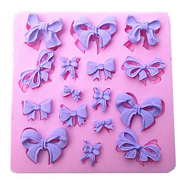 Ferramentas bakeware Plástico Bolo Moldes de bolos 1pç