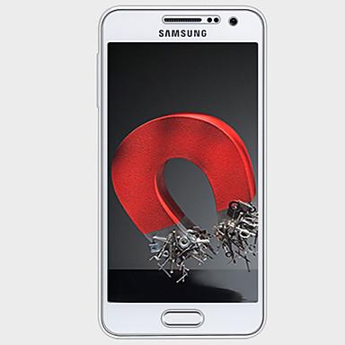 Protetor de Tela Samsung Galaxy para A3 PET Protetor de Tela Frontal Alta Definição (HD)